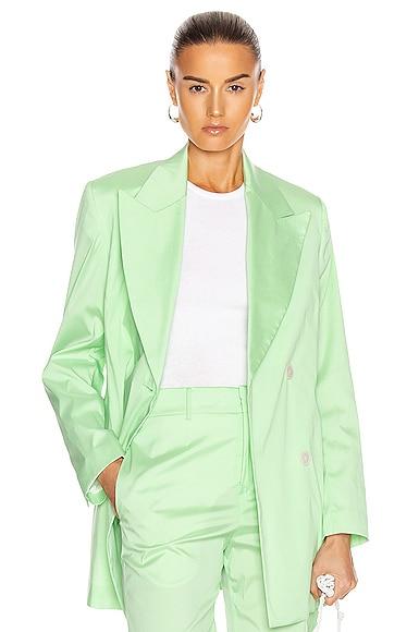 Emma Taffeta Short Coat