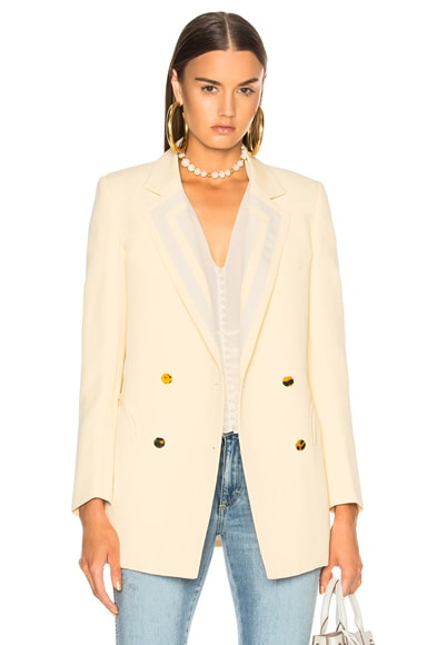 Savannah Everyday Double Breasted Blazer
