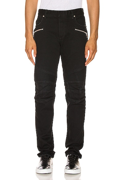 Ribbed Signature Jeans