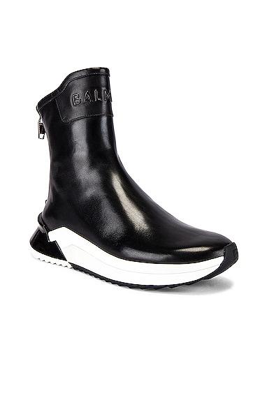 Glove Leather Sneaker