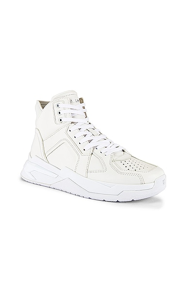 B-Ball Leather Sneaker