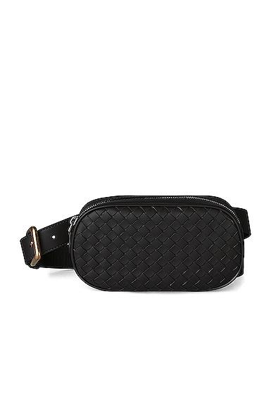 Woven Belt Bag