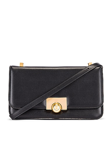 Leather Ronde Bag