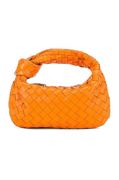 Leather Woven Shoulder Bag
