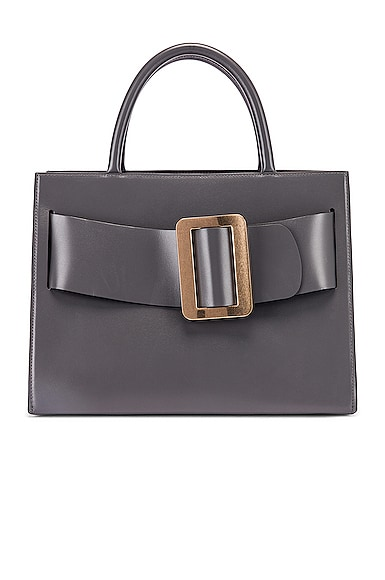 Bobby Gold Buckle Bag