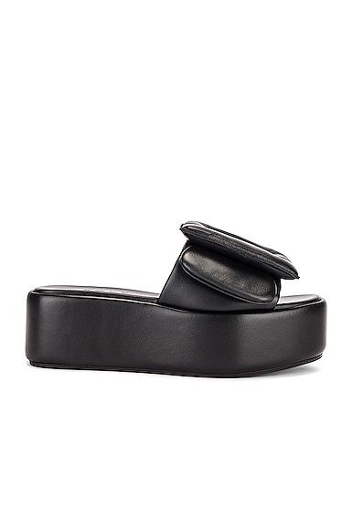 Puffy Sandal Platform