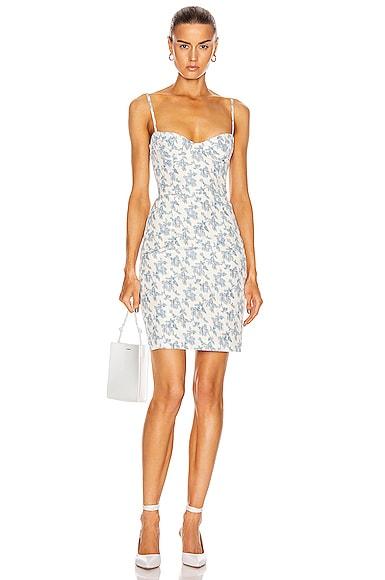 Quellen Bustier Dress