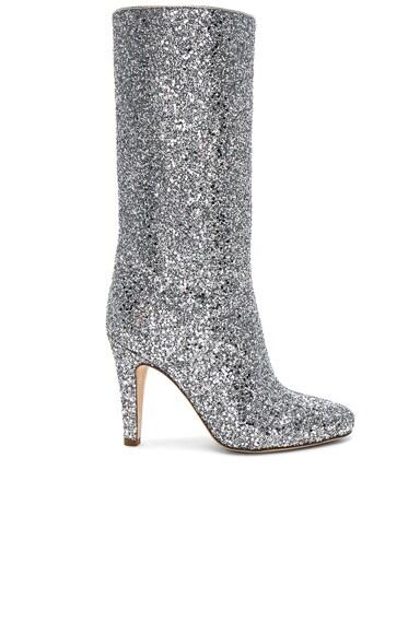 Glitter Elevator Boots