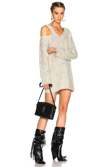 Cashmere Cutty Sweater