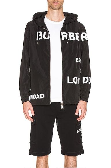 Everton Printed Jacket