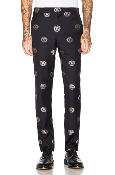 Crest Trousers