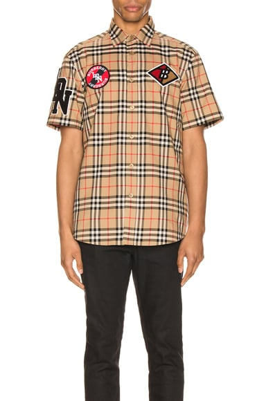 Combe Short Sleeve Shirt