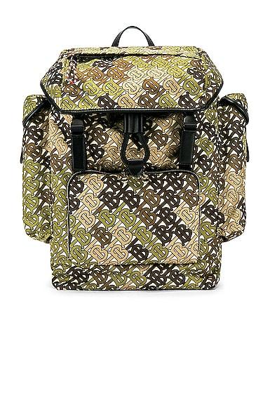 Ranger Monogram Camo Backpack