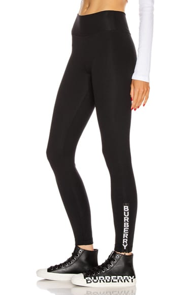 Zip Leggings