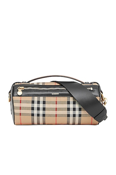 Barrel Belt Bag