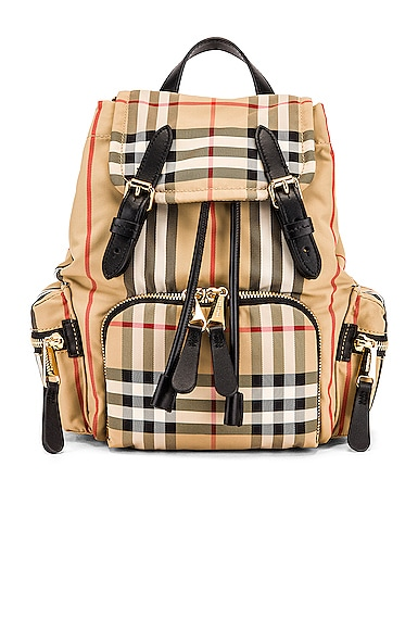 Small Stripe Backpack