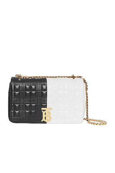 Small Soft Leather Split Crossbody Bag