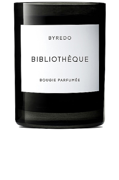 Bibliotheque Scented Candle