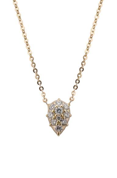 Diamond Drop Chain Choker
