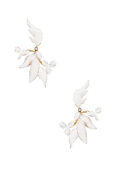 Flor Enamel Earrings