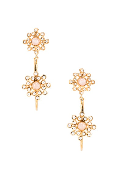 Rosa Maria Hoop Earrings
