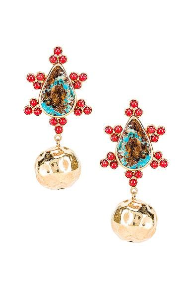 Torres Earrings
