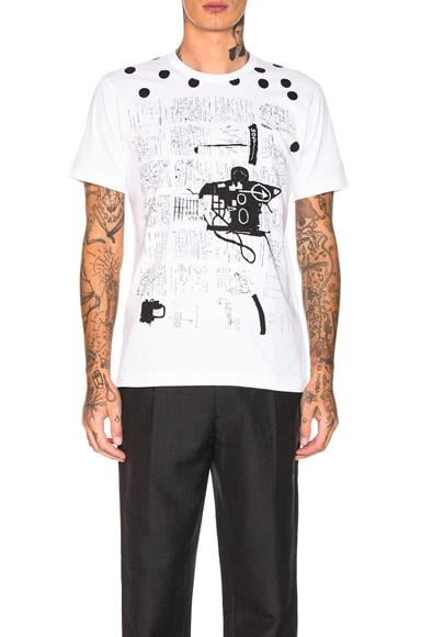 dcfe32fcd6fa Comme Des Garçons T Shirt - ARCHIDEV
