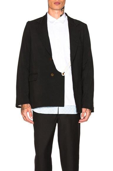 Tropical Garment Treated Jacket
