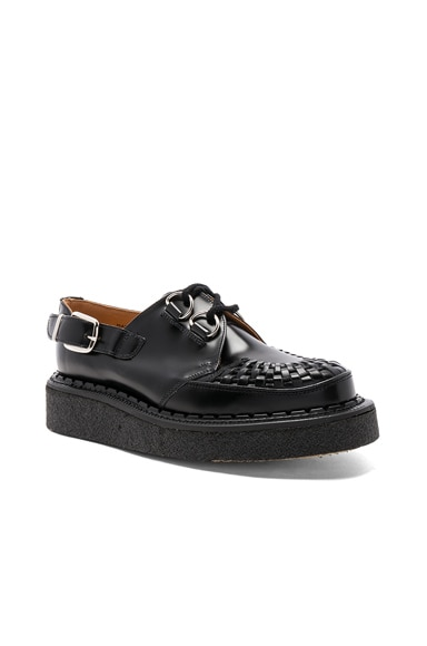 Leather George Cox Shoes