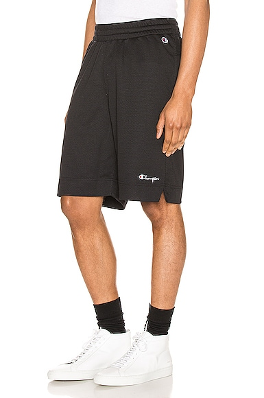 Mesh Basketball Short