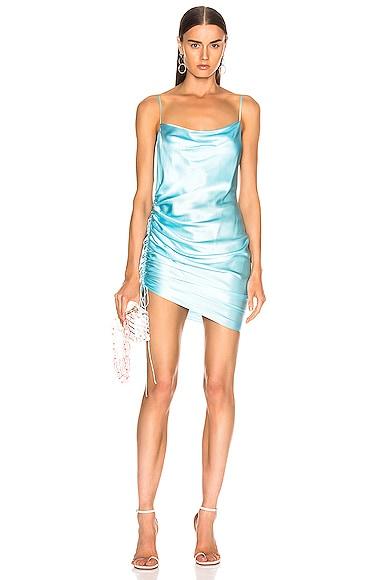 Cinq À Sept Dresses CINQ A SEPT ASTRID DRESS IN BLUE.