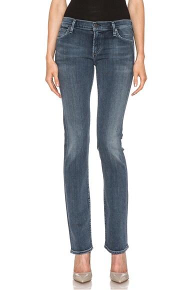 Ava Classic Straight Leg