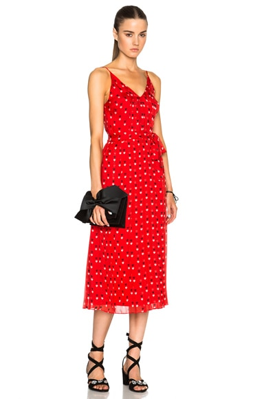 Love Heart Strappy Dress