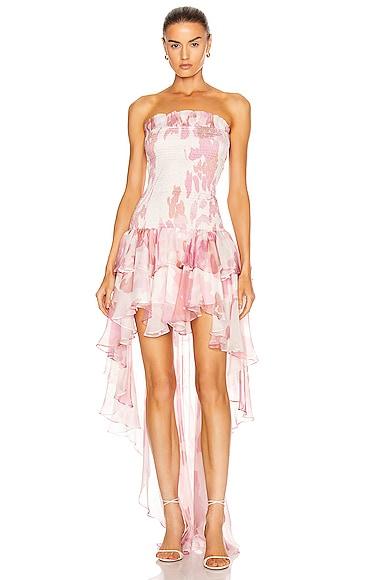 Lola Smocked Dress