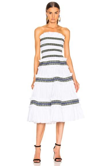 Carina Smocked Dress