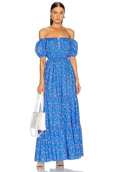 Bardot Cotton Maxi Dress
