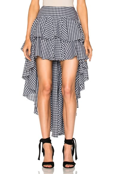Giulia Ruffle Skirt
