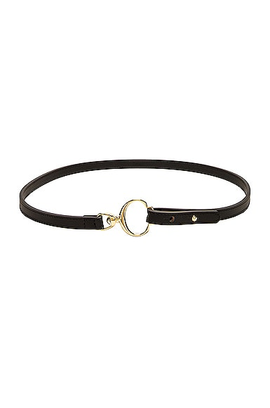 Leather C Belt