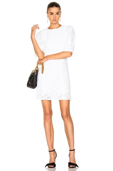 Broderie Anglaise Cady Mini Dress