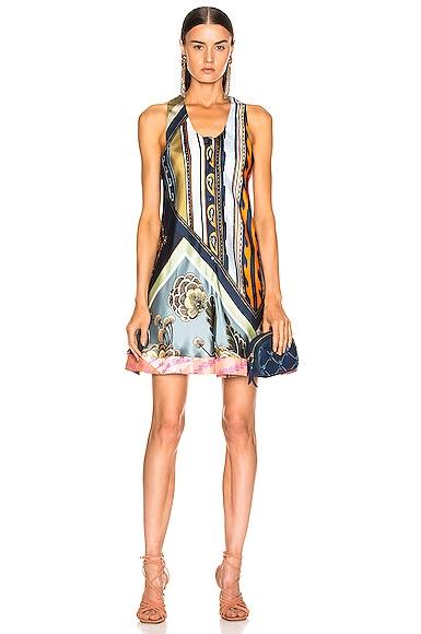 Caravane Print Dress