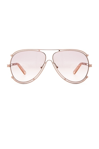 Isadora Aviator Sunglasses