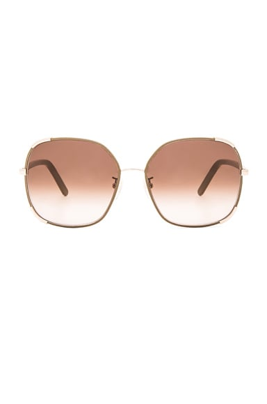 Square Nerine Sunglasses
