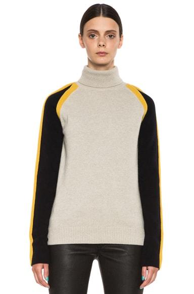 Wool-Blend Ski Sweater