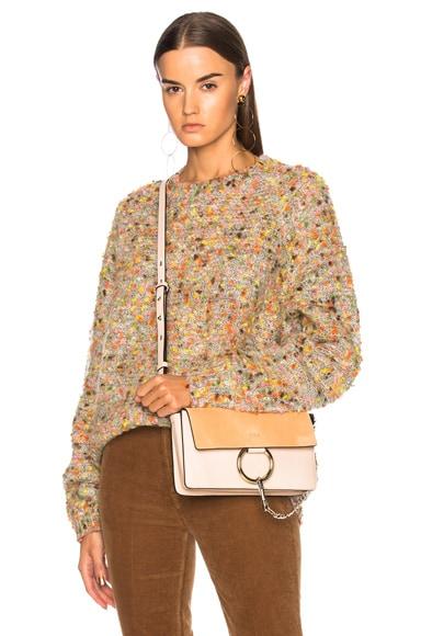 Multicolor Bobble Sweater