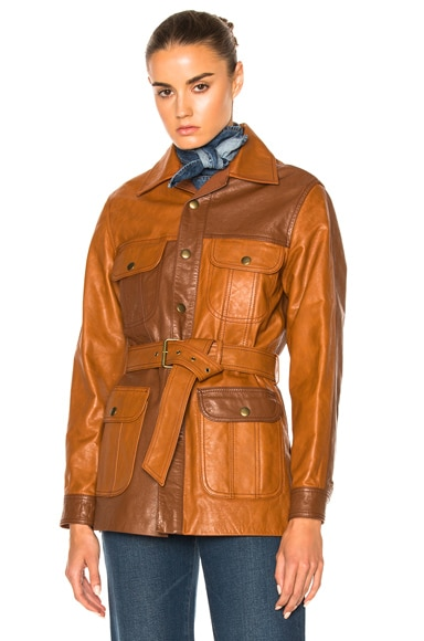 Nomadic Leather Jacket