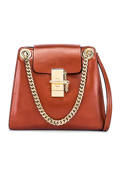 Small Leather Annie Bag