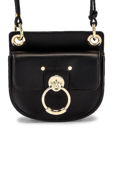 Mini Tess Leather Bag