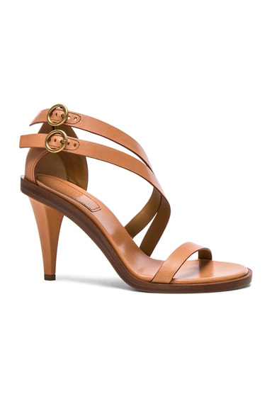 Leather Niko Sandals