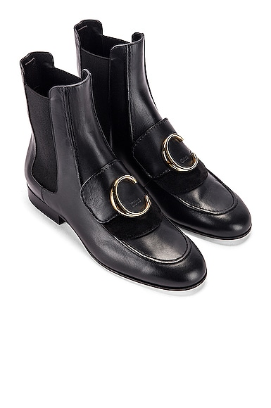 C Ankle Boots