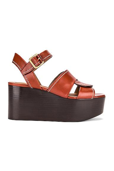 Candice Platform Sandals